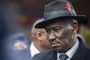 Bheki Cele slam police commissioner for defying him over appointments
