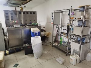 Five people nabbed for allegedly operating R5m illegal cannabis oil production plant
