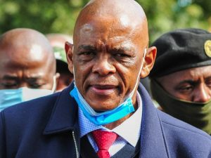 Ace Magashule supporters claims suspension was a 'coup'