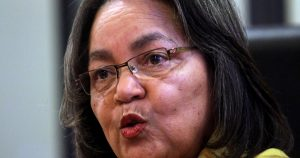 Voter Registration Drive | De Lille looking to old stomping ground