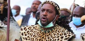 Zulu king 'too ill' to deliver first Heritage Day speech