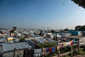 Township women: Invisible, formidable
