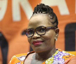 National Freedom Party (NFP) leader Zanele Magwaza-Msibi has died