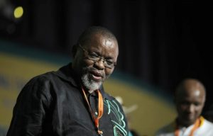 A blunt Mantashe makes no promises during election campaigning