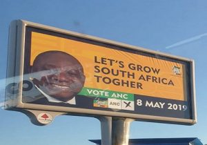 ANC losing huge support base, just few days to a decisive election