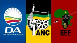 ANC, EFF and DA at loggerheads over Tshwane city manager