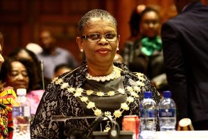 ANC Mayor Gumede Gathers More Support As She Makes Her Second Court Appearance