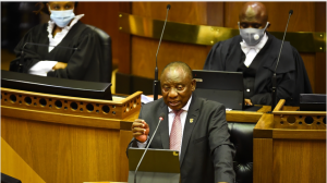 President Cyril Ramaphosa to face tough questions in Parliament