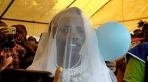 PICS: Mother of 6 dumps husband of 20 years to marry the 'Holy Spirit,' goes for honeymoon