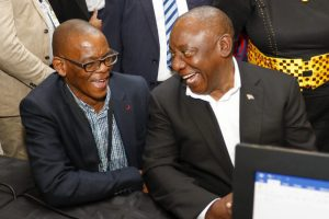 Turn table as Ace Magashule suspends party president 'Cyril Ramaphosa'