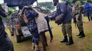 Married woman allegedly gets stuck to her lover after having sex