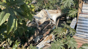PICS: Police recover parts of stolen cars following sting operation at chop shop around Gauteng
