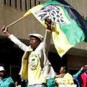 ANC staff members call off strike to help party in election campaign