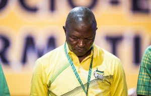 ANC reprimands Mabuza for speaking about his next term